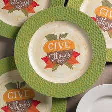 diy napkin decoupage onto thanksgiving plate chargers cathie