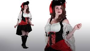 Size Gothic Halloween Costumes Women U0027s Size Wicked Wench Costume