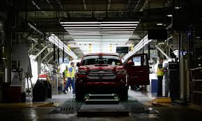 nissan mexico plant toyota u0027s red wall tested as trump demands more u s plants jobs