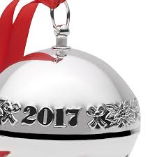 2017 wallace sleigh bell 2017 ornament bells