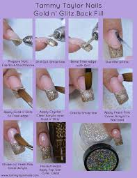 231 best acrylic nails tutorial u0026 videos by nded images on