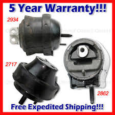 Sho Motor l781 for 96 99 ford taurus sho 3 4l front rear motor mount