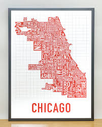 Chicago Neighborhood Map Chicago Neighborhood Map 18