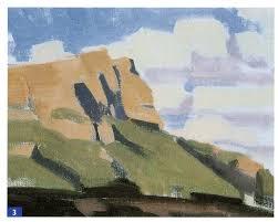how to paint en plein air beginner landscape oil painting