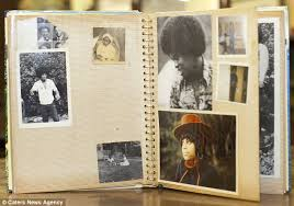 family photo album michael jackson s family photo album goes up for auction daily