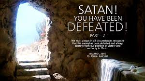 we all recognize that the satan you have been defeated part 2 youtube