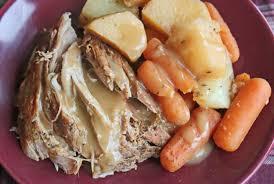 cuisiner le roti de porc la meilleure recette de rôti de porc à la mijoteuse