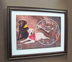 personalized clocks with pictures personalized clocks and custom clocks