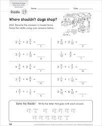subtracting mixed fractions like denominators renaming no addition