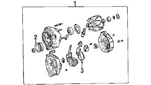 lexus is300 parts diagram parts com lexus is300 antenna oem parts