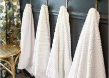 bathroom towel display ideas folded and stacked 20 towel display ideas for contemporary