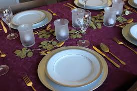 thanksgiving decorations clearance clearwater cottage thanksgiving table setting idea 1