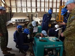 Radio Miraya Juba News Unmiss Teaches Mechanical Engineers In Juba How To Service And