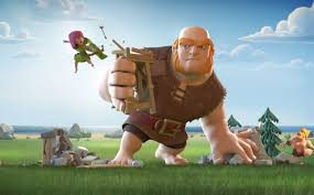 free clash of clans wizard clash of clans ios and android mobile strategy war game download