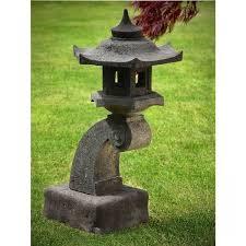 pagoda garden statue cantilever pagoda garden