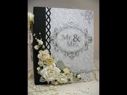 wedding scrapbook albums 12x12 beautiful monochromatic keepsake wedding scrapbook mini album