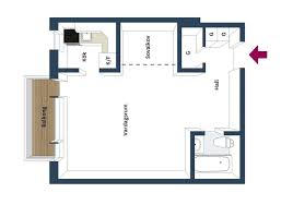 Studio Apartment Layout 4 Awesome Small Studio Apartments With Lofted Beds