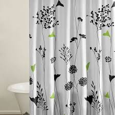 furniture accessories various ideas of curtain shower design shower curtain ideas of flowering motive ideas full size