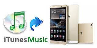 android itunes how to transfer from itunes to huawei android phone