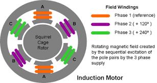electric drives ac motors description and applications