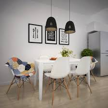 gray round dining table set long kitchen table at rustic dining table scandinavian dining room