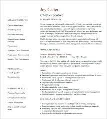 Business Development Resumes Business Executive Resume Sample Executive Resume Format Senior