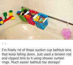 Make Your Own Bath Toy Holder by Add This To Your Kids Bathroom So That Their Toys Are Always In