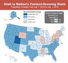 Illinois On Us Map by Us Population Grows At Slowest Pace Since The Great Depression
