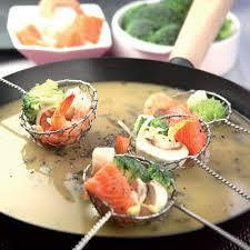 cuisine chinoise poisson fondue chinoise compagnie bretonne du poisson