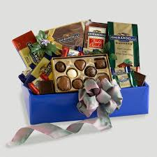 ghirardelli gift basket ghirardelli party gift basket world market
