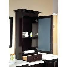 medicine cabinet with wicker baskets espresso medicine cabinet bath with baskets mirror zenith th22ch
