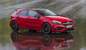 mercedes amg a250 mercedes amg a45 and a250 sport 4matic tested hatches get