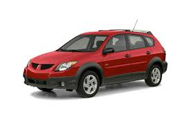 2003 pontiac vibe base all wheel drive hatchback specs and prices