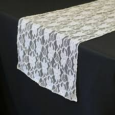 ivory lace table runner pieces ivory lace table runner wedding decoration most beautiful