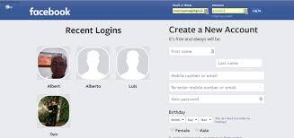 Fb Login The Fb Login Page