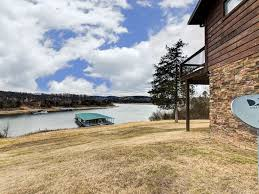 table rock lake waterfront property for sale lakefront cabin on waters edge 5br lakefront on table rock lake