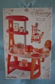 la cuisine de bebe cuisine enfant ecoiffier la cuisine de bébé ecoiffier