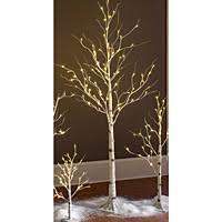 led tree pre lit led trees indoor or outdoor use