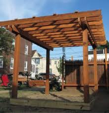 designing a pergola from the ground up professional deck builder