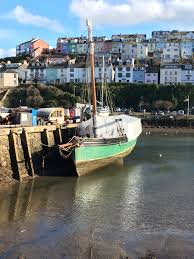 lexus exeter uk days out brixham harbour and lunch at rockfish exploring exeter