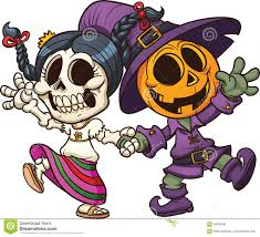 halloween dance clip art the dancing skeleton for the mexican day of the dead stock
