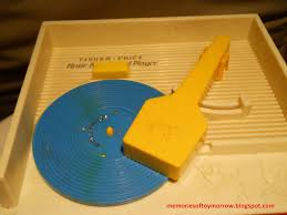 Fisher Price Toy Box Memories Of Toymorrow Vintage 1971 Fisher Price Music Box Record