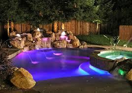 15 enchanting swimming pool lights home design lover