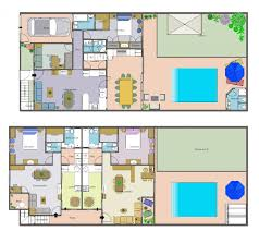 floor plan free software how to draw a house plan with free software free house plan and
