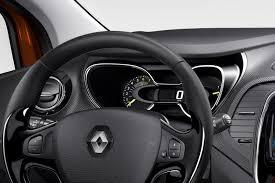 renault captur interior renault captur crossover uncovered automotorblog