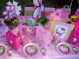Hello Kitty Party Decorations Hello Kitty Birthday Table Decorations Image Inspiration Of Cake