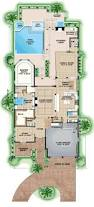 Narrow Cottage Plans Apartments Coastal House Plans House Plans One Story Coastal