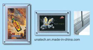 light boxes for photography display china advertising banner display acrylic crystal led light box