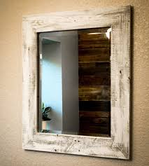 Wooden Bathroom Mirror Traditional Best 25 Wood Mirror Ideas On Pinterest Mirrors
