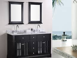 Double Sink For Small Bathroom Bathroom Vanities Wonderful Looking Bathroom Vanity With Offset